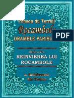 Ponson Du Terrail - Rocambole 5 - Reinvierea Lui Rocambole 1 - Inchisoarea Din Toulon
