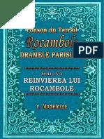 Ponson Du Terrail - Rocambole 5 - Reinvierea Lui Rocambole 3 - Madeleine