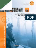 Ifm Automatisierungstechnik für die Windindustrie Deutsch 2014