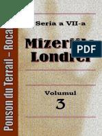 Ponson Du Terrail - Rocambole 7 - Mizeriile Londrei 3
