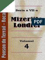 Ponson Du Terrail - Rocambole 7 - Mizeriile Londrei 4