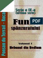 Ponson Du Terrail - Rocambole 9 - Funia Spanzuratului 1 - Nebunul de La Bedlam