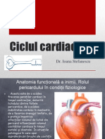 Ciclul Cardiac