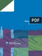 LSE Enterprise Annual Report 2012/13