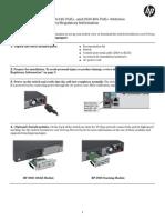 HP 2920 Quick Setup Guide