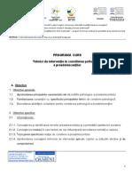 Tehnici de Interventie in Consilierea Psihologica - Victor Badea (1)