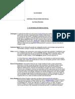 Glossário do sistema financeiro mundial