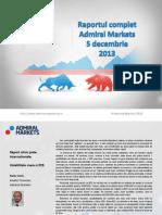 Forex-Raportul Complet Admiral Markets 5 Dec 2013