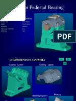 Generator Pedestal Bearing