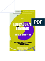 Curso Educador Familiar - Guia Didactica