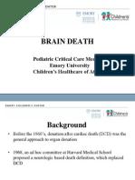 2012 Brain Death