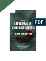 Curso Violencia Juvenil. Guia Didactica