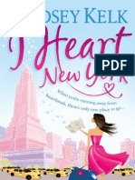 I Heart New York - Lindsey Kelk - Extract