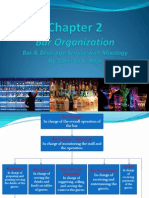 Chapter 2 Bar Organization