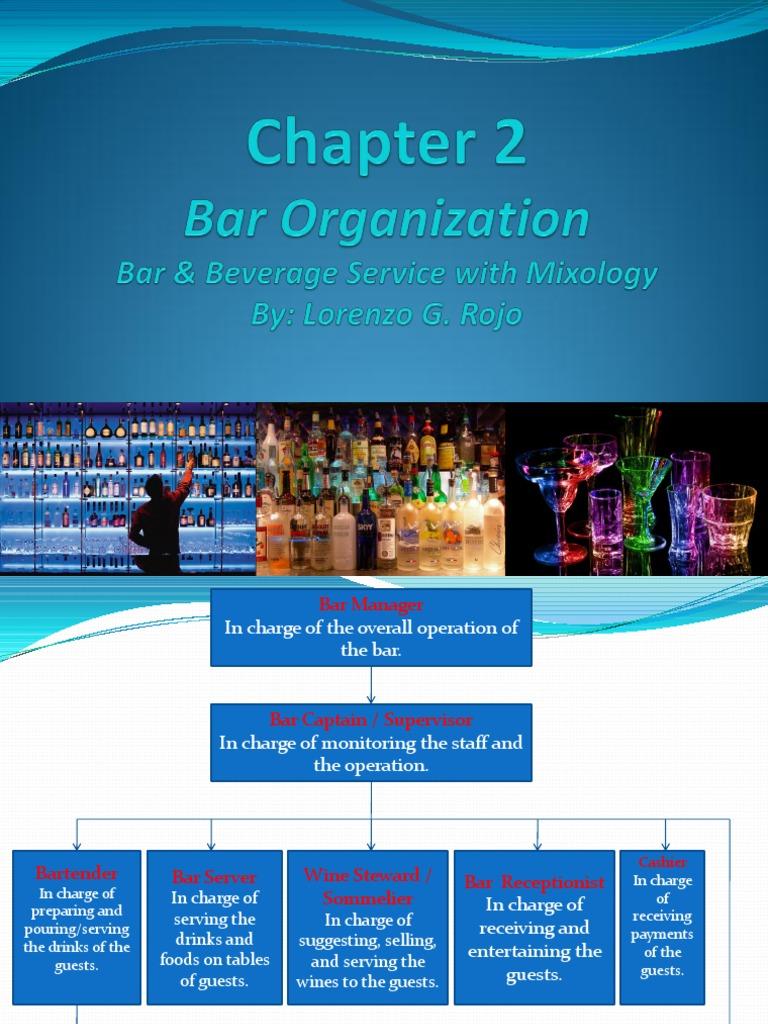 chapter 2 bar organization bar identity document