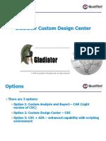 Gladiator Custom Design Center