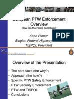 2012-11-29_European PTW Enforcement Overview
