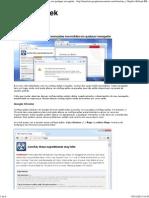 Como alterar configurações avançadas escondidas em qualquer navegador.pdf