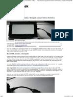 Como conectar mouses, teclados, e Gamepads para um telefone Android ou Tablet.pdf