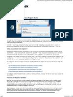 Como fazer seu próprio Windows Registry Hacks.pdf