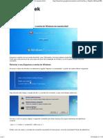 Como resetar sua Esqueceu a senha do Windows de maneira fácil.pdf