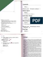 Lecturas. Antropología de Bohannan y Glazer