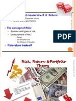 riskreturnandportfoliotheory-121012083629-phpapp01