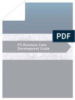 P3 Business Case Development Guide