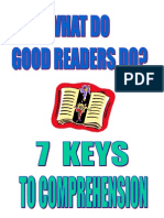 posters for comprehension strategies