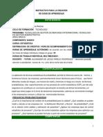 guia de estadística DE LA PROBABILIDAD 2009-2
