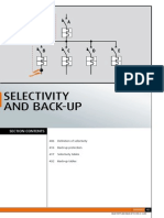 Selectivity and Backup