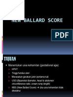 New Ballard Score Ppt