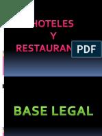 Reglamento de Restaurantes