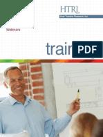 201307 Training Catalog