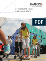 Luzerner Museums Pass