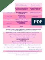 PROGRAMA ESPECIALISTA EN EDUCACIÓN HOLÍSTICA ESPREDH  8  diciembre