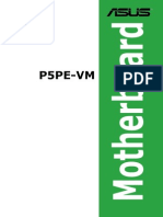 Manual p5pe Vm