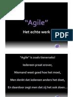 GastCollege HoGent Agile