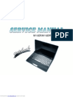 w110er Service Manual