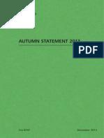 Autumn Statement 2013