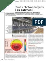 Etude Photovoltaique