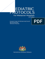 malaysia Paediatric Protocol 3rd Edition