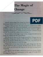 Bring out the magic in your mind (magic of change by al koran)