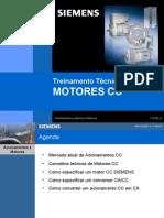 Motor CC