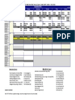 Time Table for the Month of December-2013