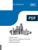 SKF Vibration Sensors Catalog