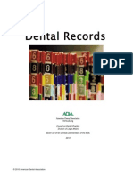 Dentalpractice Dental Records