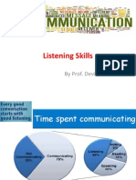 Active Listening 13-15