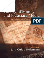 Theory of Money and Fiduciary Media