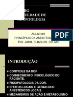Anestesia Local - Aula001